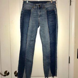 BLANK NYC straight leg jeans